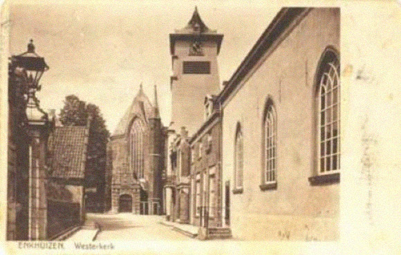 Westerstraat, 1925